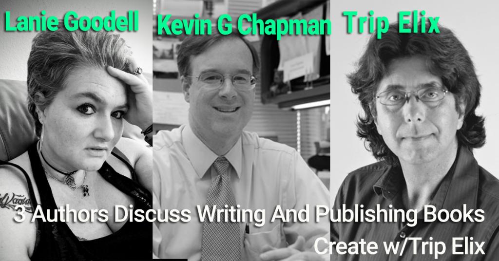 writing and publishing books