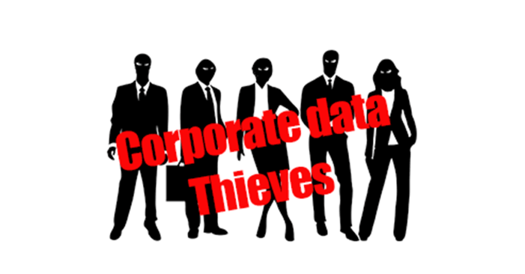 corporations steal