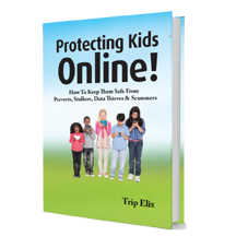 Protecting Kids Online! Hard Cover 1