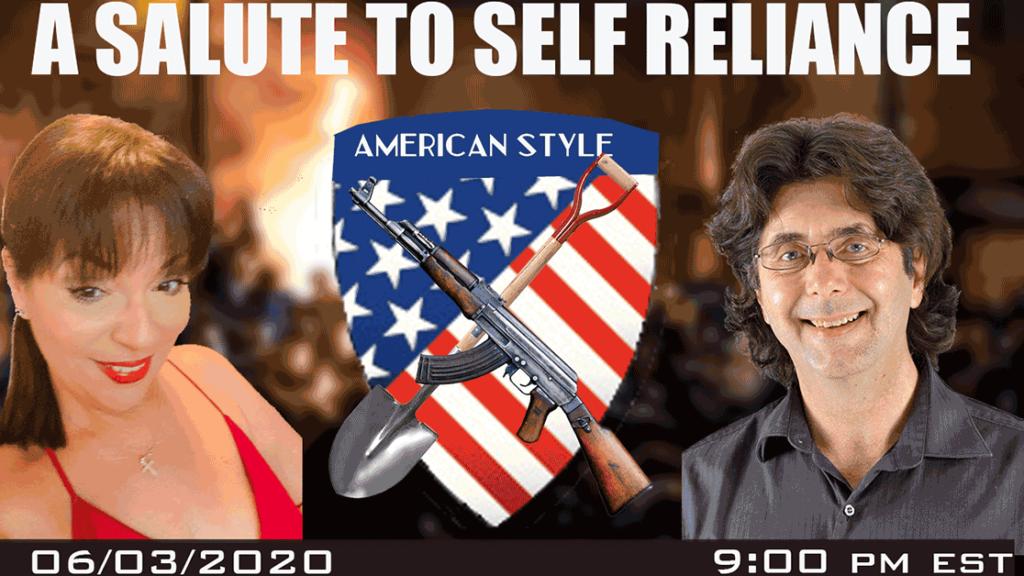 salute to self reliance